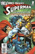 DC Comics Presents Superman - Infestation Vol 1 1