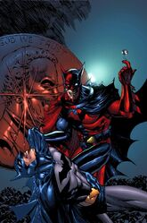 Two-Face Batman 004