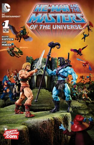 File:He-Man and the Masters of the Universe Vol 2 1 Mattel Variant.jpg