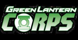 Green Lantern Corps Vol 3 Logo