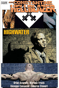 Cover for the Hellblazer: Highwater Trade Paperback
