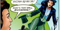 Zatanna Zatara (Created Equal)/Gallery
