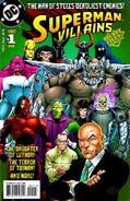 Superman Villains Secret Files and Origins 1