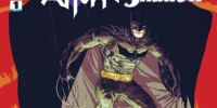 Batman/The Shadow/Covers