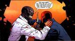 Black Mask vs Red Hood