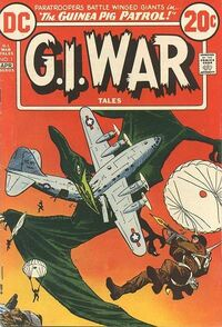 G.I. War Tales Vol 1 1