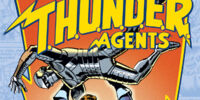 T.H.U.N.D.E.R. Agents Archives Vol. 1 (Collected)