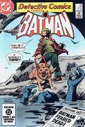 Detective Comics 545