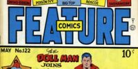 Feature Comics Vol 1 122
