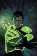 Smallville Lantern Vol 1 1 Textless