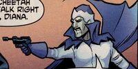 Minister Blizzard