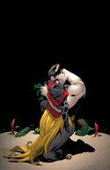 Batman mourns Damian