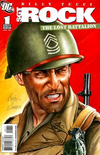 Sgt Rock Lost Battalion 1