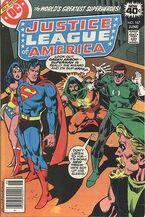 Justice League of America 167