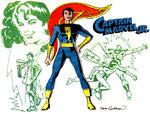 Captain Marvel, Jr. Earth-S 0001