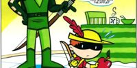 Oliver Queen (Tiny Titans)/Gallery
