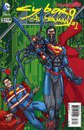 Action Comics Vol 2 23.1 Cyborg Superman
