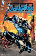 Teen Titans Vol 4 23.2 Deathstroke