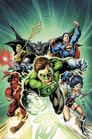 File:Justice League Vol 2 44 Textless Green Lantern 75th Anniversary Variant.jpg