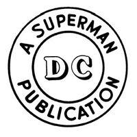DC Superman 1942 Logo