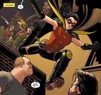 Helena Wayne Robin Earth 2 002