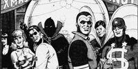 Minutemen (Watchmen)/Gallery