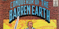 Conqueror of the Barren Earth/Covers