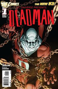 DC Universe Presents Vol 1 1