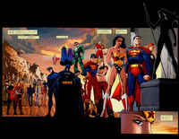 Donna Troy funeral