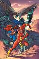 Flash Wally West 0025
