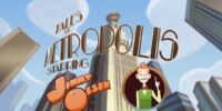 Tales of Metropolis (Shorts) Episode: Jimmy Olsen