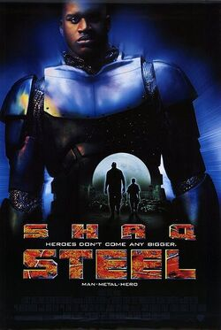 Steel Movie Poster