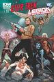 Star Trek Legion of Super-Heroes Vol 1 5