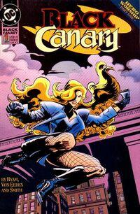 Black Canary v.2 1