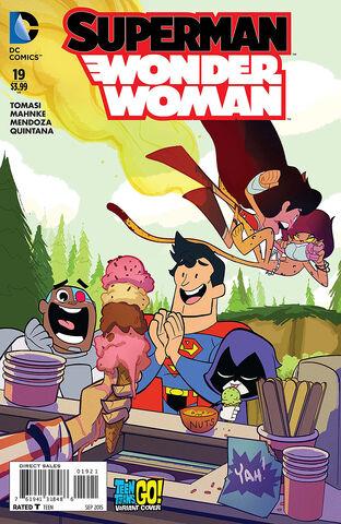 File:Superman Wonder Woman Vol 1 19 Variant.jpg