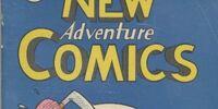 New Adventure Comics Vol 1
