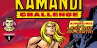 The Kamandi Challenge/Covers