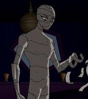 Malchior's Human Form Earth-Teen Titans