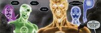Black Lantern emotion vision