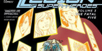 Legion of Super-Heroes: The Fatal Five (Collected)