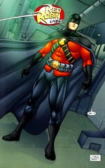 Red Robin Jason Todd 0001