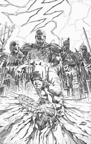 Textless Pencils Variant