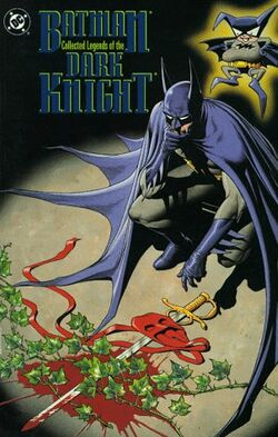 Cover for the Batman: Collected Legends of the Dark Knight Trade Paperback