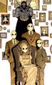 Batman and Robin Vol 2 23.2 The Court of Owls Textless