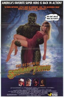 Returnofswampthing