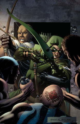 File:Convergence Green Arrow Vol 1 1 Textless.jpg