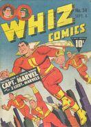 Whiz Comics 34