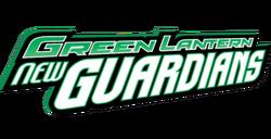 Green Lantern New Guardians Vol 1 Logo