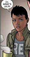 Julia Pennyworth (Prime Earth)