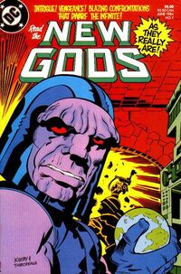 New Gods Vol 2 1